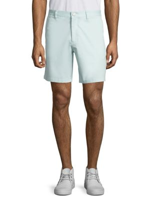 Stretch Washed Chino Shorts - 7in