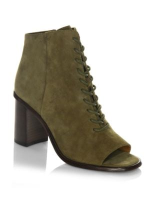 Amy Suede Ankle Boots