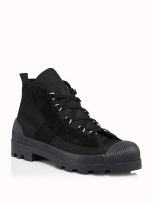 Daniel Cap-Toe Sneakers