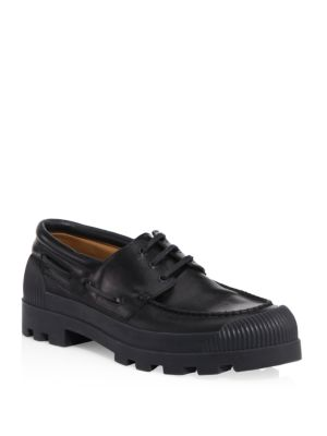Trevor Lace-Up Boat Shoes
