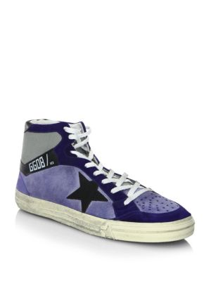 Star Mid-Top Sneakers
