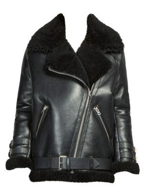 Velocite Lamb Fur Jacket
