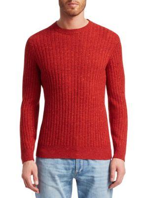 BRUNELLO CUCINELLI Dongal Wool Blend Crew Sweater