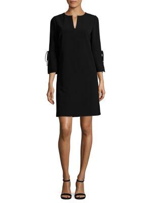 Deandra Three-Quarter Sleeve Dress