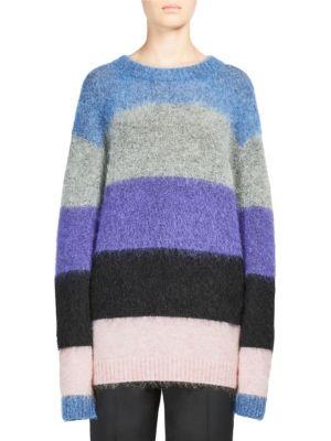 Albah Wool Mohair Sweater