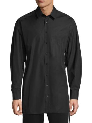 Classic Cotton Button-Down Shirt
