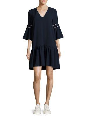 Clark Bell Sleeve Dress