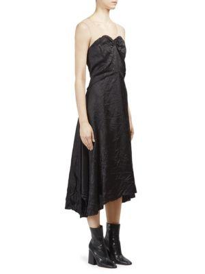 Winkle Bodysuit Dress