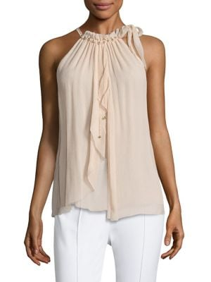 Carmen Silk Blouse by Elie Tahari