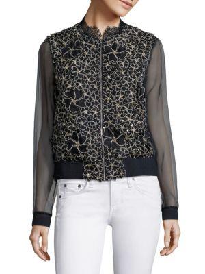 Suri Silk Jacket