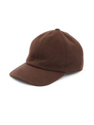 COLLECTION Earflap Baseball Cap
