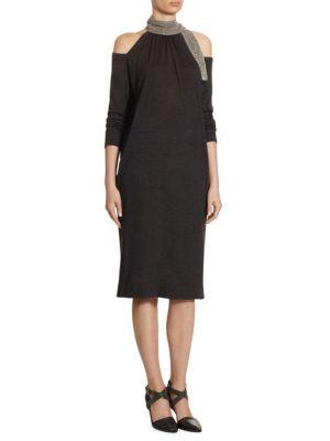Cashmere & Silk Dress