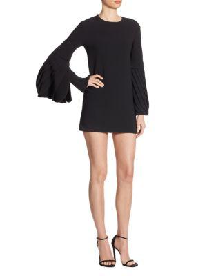 Petal Sleeve Dress