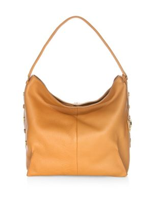 Soho Leather Hobo Bag