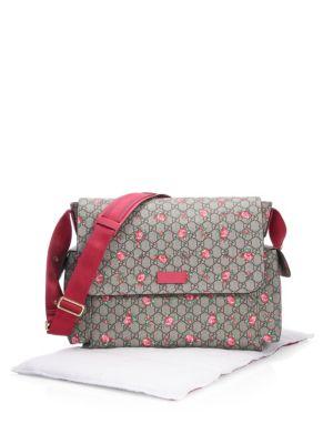 Muma Rose Bud GG Diaper Bag 0400095006453