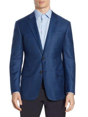 Houndstooth G Line Sport Coat