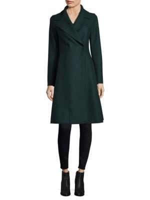 Flairy Wool Coat