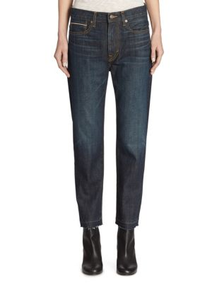 Cotton Union Slouched Released Hem Jeans