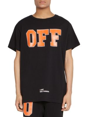Off Graphic Tee
