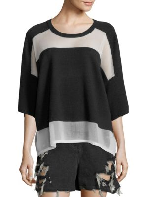 Lati Colorblock Sweater