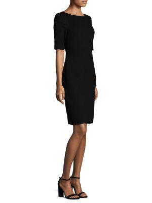 Hadea Textured Jersey Dress