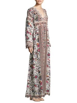 Rosemary Floral Maxi Dress