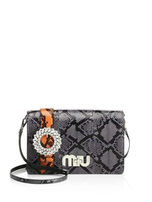 Pochette Textured Shoulder Bag