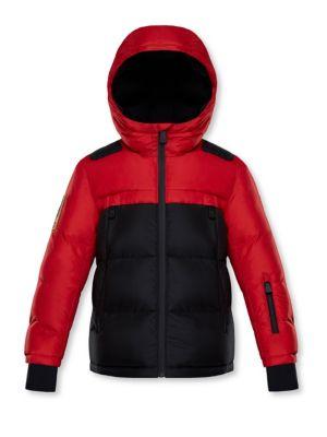 Little Boy's & Boy's Harvey Ski Jacket