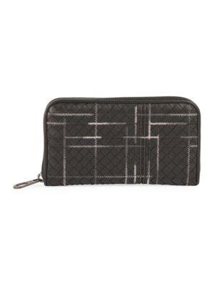 Multi-Nero Leather Wallet