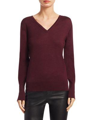 On-Trend V-Neck Sweater