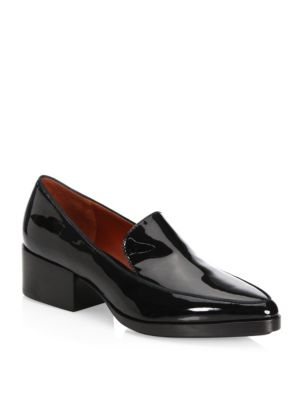 Quinn Point Toe Loafers