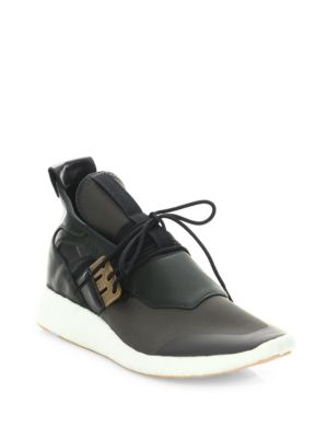 Elle Run Lace-Up Sneakers