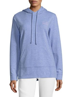 French Terry Graphic Print Hoodie by Vineyard Vines