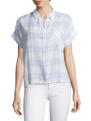 Whitney Casual Button-Down Shirt