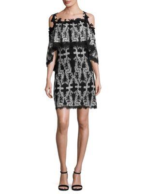 Reanna Cold-Shoulder Dress