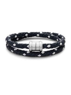 Leather Casing Bracelet
