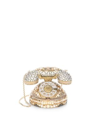 Rotary Phone Shoulder Bag