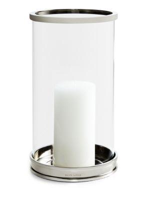 Modern Glass Hurricane