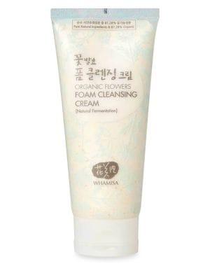GLOW RECIPE Whamisa Organic Flowers Creamy Foam Cleanser/6.76 Oz.