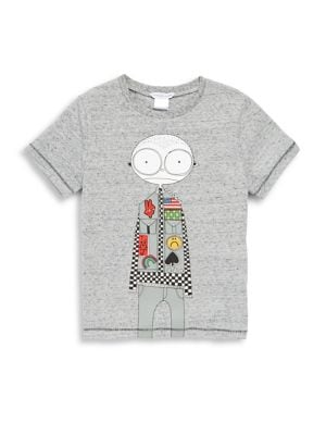 Toddler's, Little Boy's and Boy's Mister Marc Essential Cotton T-Shirt