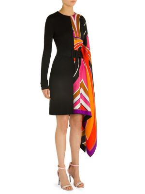Buy Emilio Pucci Caftan Belted Dress online with Australia wide shipping