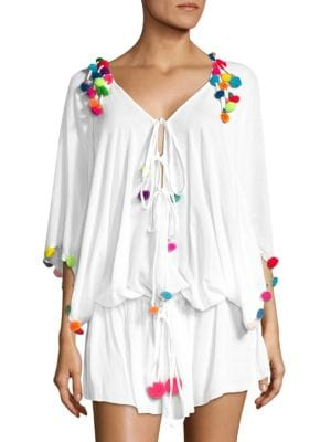 Loulou Pom-Pom Dress