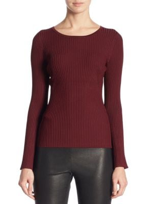 COLLECTION Ribbed Sweater