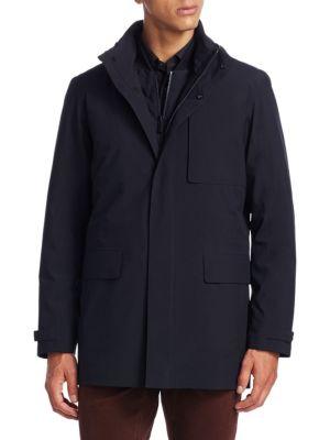 2-in-1 Soft Shell Field Jacket