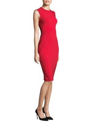 Sleeveless Stretch Dress