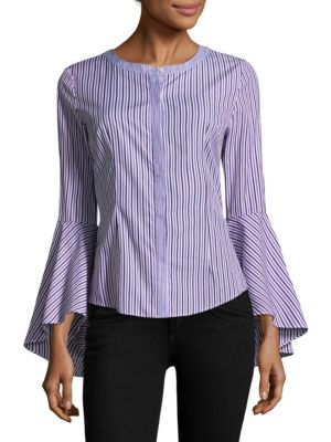 Michelle Blouse by MILLY