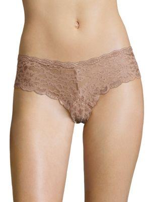 Charlotte Lace Cheeky Bikini Bottom