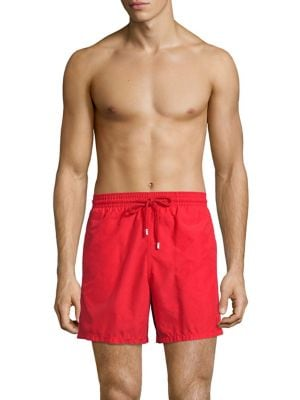 Moorea Solid Shorts