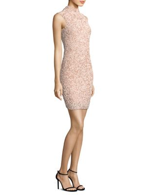Alessandra Sequin Dress
