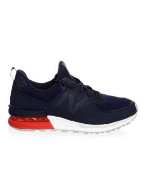 574S Mesh Sneakers